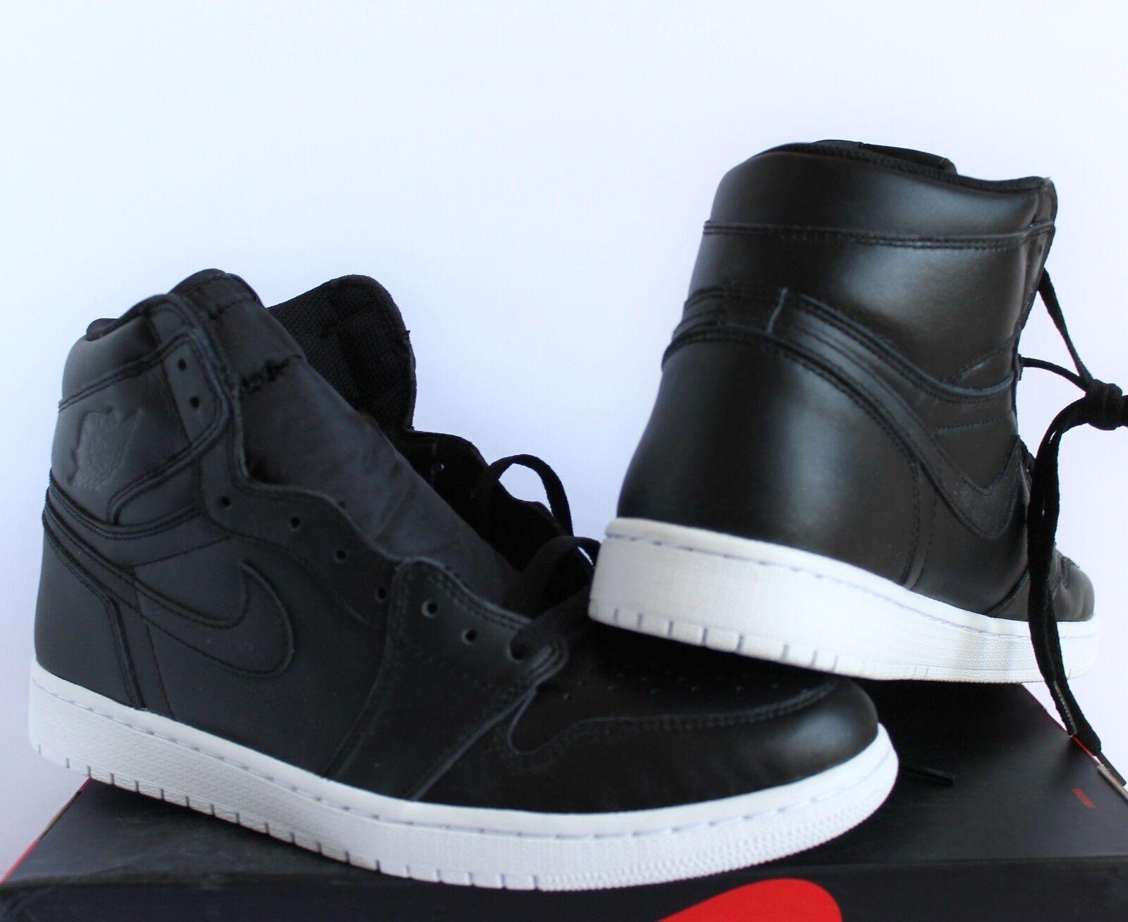 best website aa5bd 50d3e Og Nero 1  uomini Lunedì Cyber Air Bianco Jordan Nike Alto CQxrhtsd