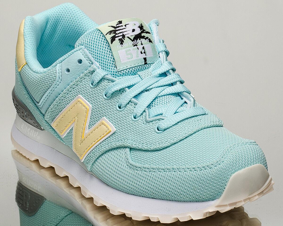 New Balance WMNS 574 NB women lifestyle sneakers NEW light blue WL574-MIC
