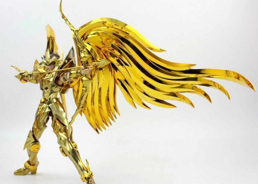 Great Toys Saint Seiya Myth Cloth Soul of God SOG EX Sagittaire Aiolos Présalé