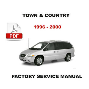 manual chrysler town and country 2000