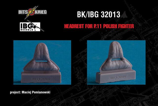 1//32 IBG Models 32001 PZL P.11c Polish Fighter for sale online