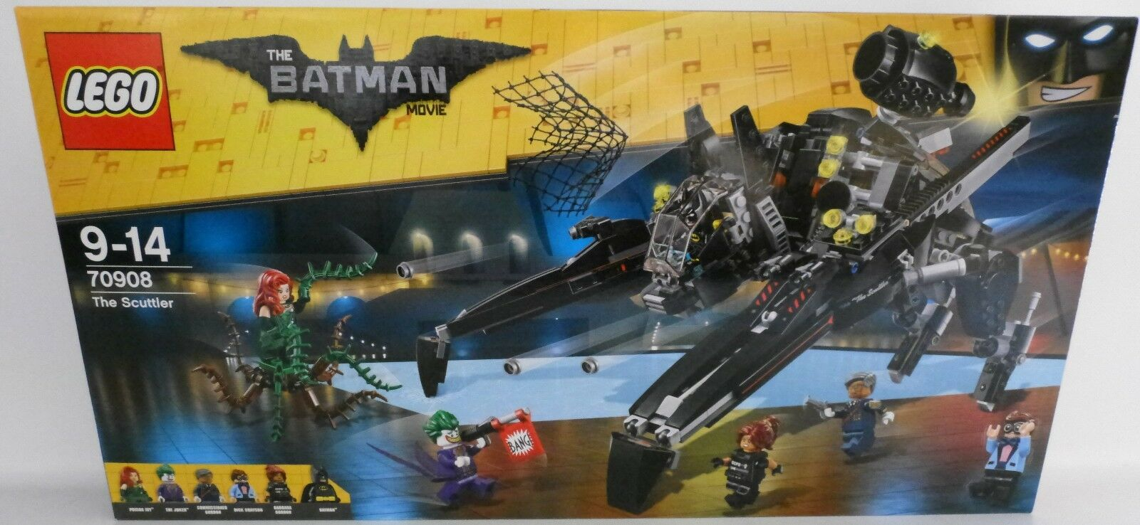 NEU LEGO® 70908 THE BATMAN MOVIE The Scuttler OVP