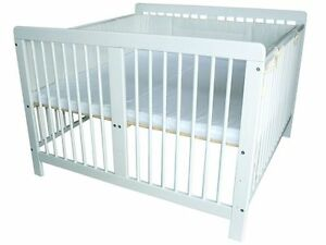 zwillingsbett kinderbett weiss f r zwillinge incl 2. Black Bedroom Furniture Sets. Home Design Ideas