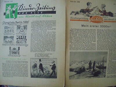 24293 Beyer Kinderzeitung FÜr Alle Von Klaus Und Kläre Heft 1932 108 + 1935 203 BerüHmt FüR AusgewäHlte Materialien, Neuartige Designs, Herrliche Farben Und Exquisite Verarbeitung