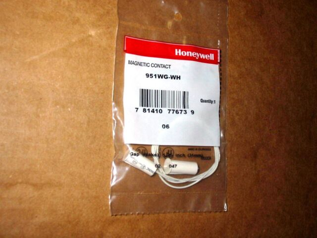 Ademco Honeywell 951wg-wh 951wg 944 Window Door Alarm ...
