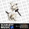 Schaller GENUINE Nickel Strap Locks Set For Guitar/Bass *BRAND NEW*