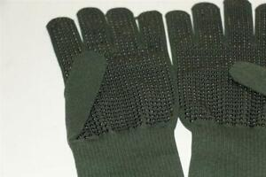 Original-Britische-Armee-Nomex-Handschuh-Fingerhandschuhe-Arbeitshandschuhe