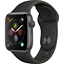 Apple-Watch-Series-4-GPS-40mm-Space-Gray-Case-with-Black-Sport-Band-MU662LL-A thumbnail 1