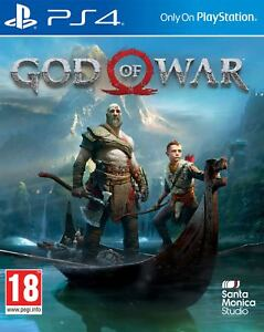 God of War PS4 ***PRE-ORDER ITEM*** Release Date: 20/04/2018