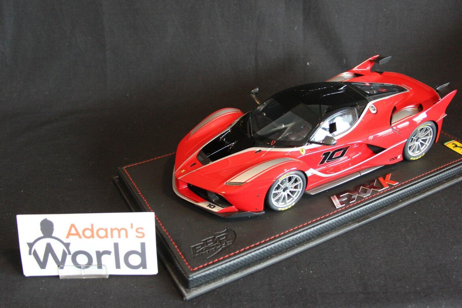 BBR Ferrari FXX K 2014 1 18  10 Abu Dhabi (rojo) (PJBB)
