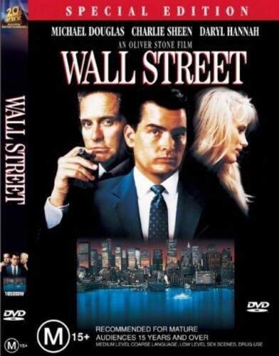 1 of 1 - Wall Street (DVD, 2001)      ***BRAND NEW***