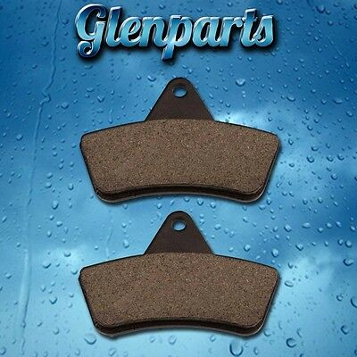 Brake Pads FITS ARCTIC CAT 454 2x4 4x4 Front Rear Brakes 1996-2004