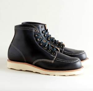 4081d93dae9 Details about THOROGOOD 1892 JANESVILLE BLACK HORWEEN CXL LEATHER BOOTS  814-6781 [MADE IN USA]