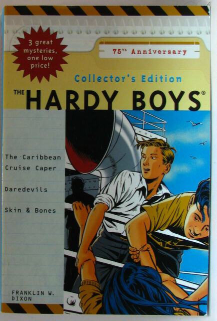 #^W4, Franklin W. Dixon THE HARDY BOYS COLLECTOR'S EDITION S/cover Postage Fa...