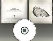 COLDPLAY The Scientist w/ RARE EDIT 2002 USA PROMO Radio DJ CD Single