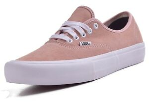 b573325b8575 Vans Authentic Pro Men s Mahogany Rose Ultracush Skateboard Shoes ...