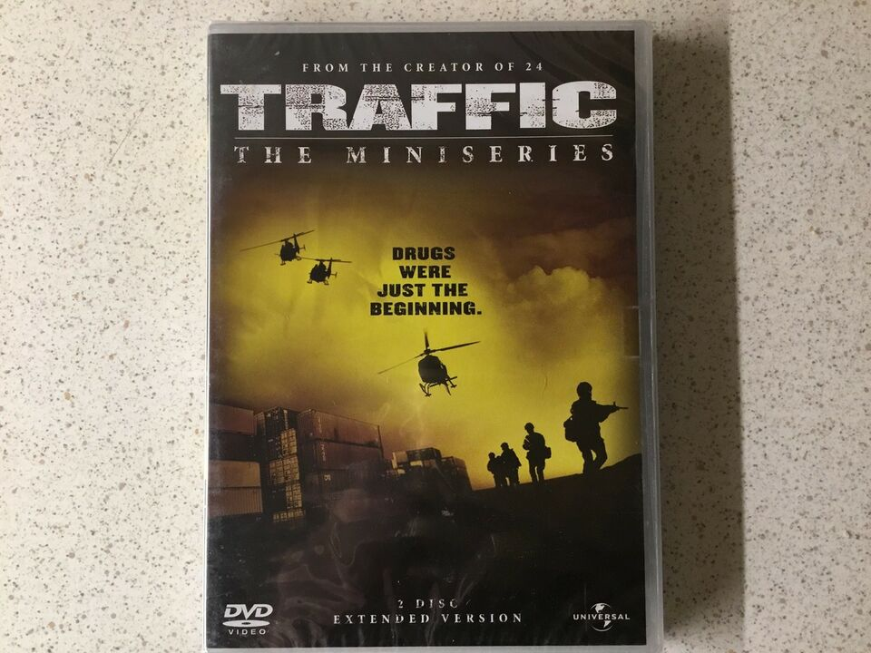 Traffic the miniseries, DVD, action