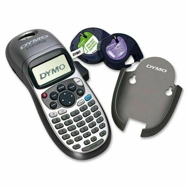 Sanford Brands 1749027 Dymo LetraTag LT-100H Electronic Label Maker