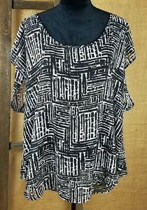 176eef873220a Image is loading Torrid-women-plus-size-2x-sheer-short-sleeve-