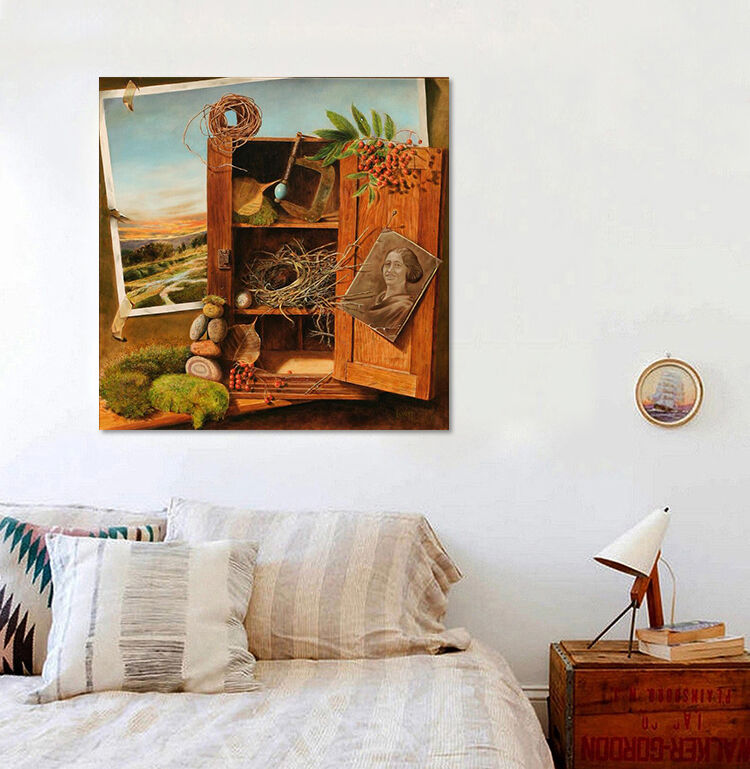 3D Cabinet 535 Wall Stickers Vinyl Murals Wall Print Decal Art AJ STORE AU Lemon