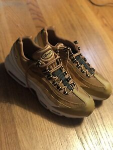 Details about Nike Air Max 95 Mens Size 14 Shoes Wheat White Celestial Gold  AT9865-700 Rare