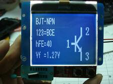 12864 LCD Transistor Tester Kapazität ESR Meter Diode Triode MOS NPN LCR