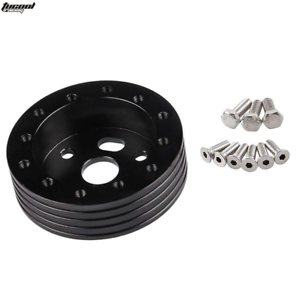 Universal-1-034-25mm-Hub-For-6-Hole-Steering-Wheel-To-Fit-Grant-APC-3-Hole-Adapter