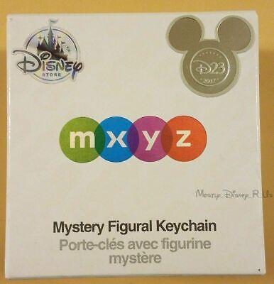 D23 EXPO 2017 Exclusive MXYZ Mystery Vinyl Keychain Sally w// Box