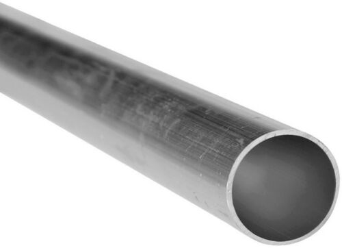 Riggatec Alu-Rohr Rund 50x4mm Länge 1,5 mtr.
