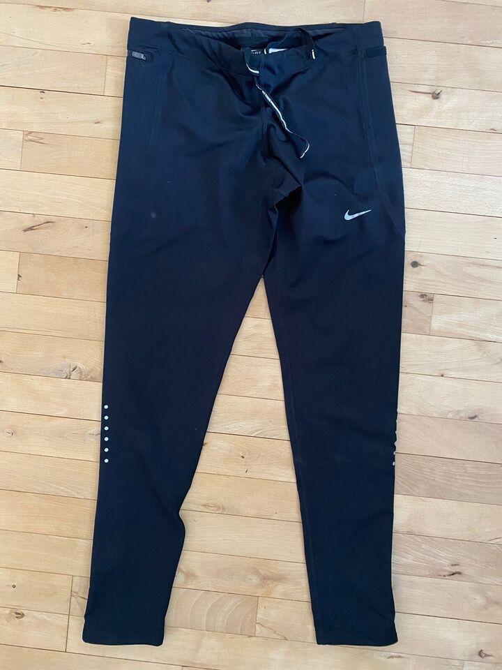 Bukser, Nike dry fit, str. M