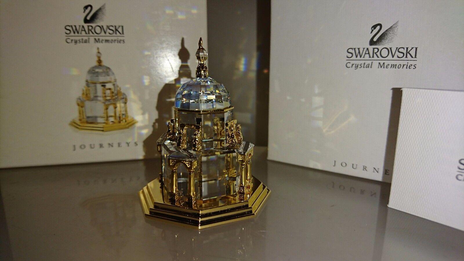 Swarovski Memories Journeys catedral Cathedral 243448 ap 2003 OVP