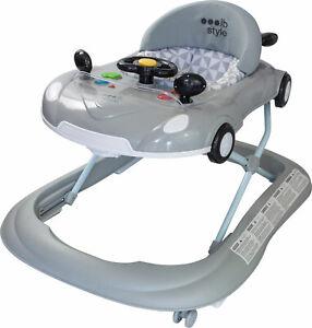 ib style® LITTLE ROADSTER andador para bébés niños girello luz y música