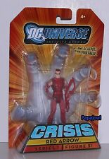 Mattel DC Universe Infinite Army Of Heroes Crisis Red Arrow Series 1 Figure 51