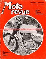 MOTO REVUE 1951 GILERA 500 Norton 370 Villiers Cross Championnat de Trial 1969