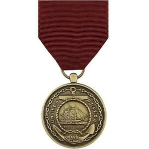 Genuine-U-S-FULL-SIZE-MEDAL-NAVY-GOOD-CONDUCT