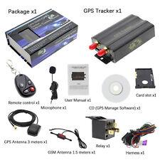 TK103B GSM GPRS GPS Vehicle Car GPS Tracker Locator Tracking Device Alarm System