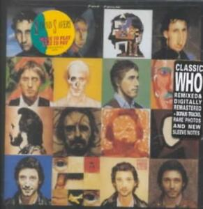 THE WHO - FACE DANCES [BONUS TRACKS] [REMASTER] NEW CD