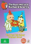 The Busy World Of Richard Scarry - The Best Birthday Present Ever! : Vol 2 (DVD, 2011)