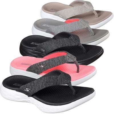 skechers flip flops for women