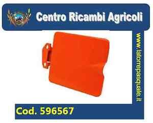 596567 Sportello Serbatoio Superiore Trattore Fiat Serie Oro 540-640-f100 Ecc