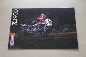Berichte & Zeitschriften Auto & Verkehr GüNstig Einkaufen 170518 Yamaha Xj 900 Prospekt 02/1983