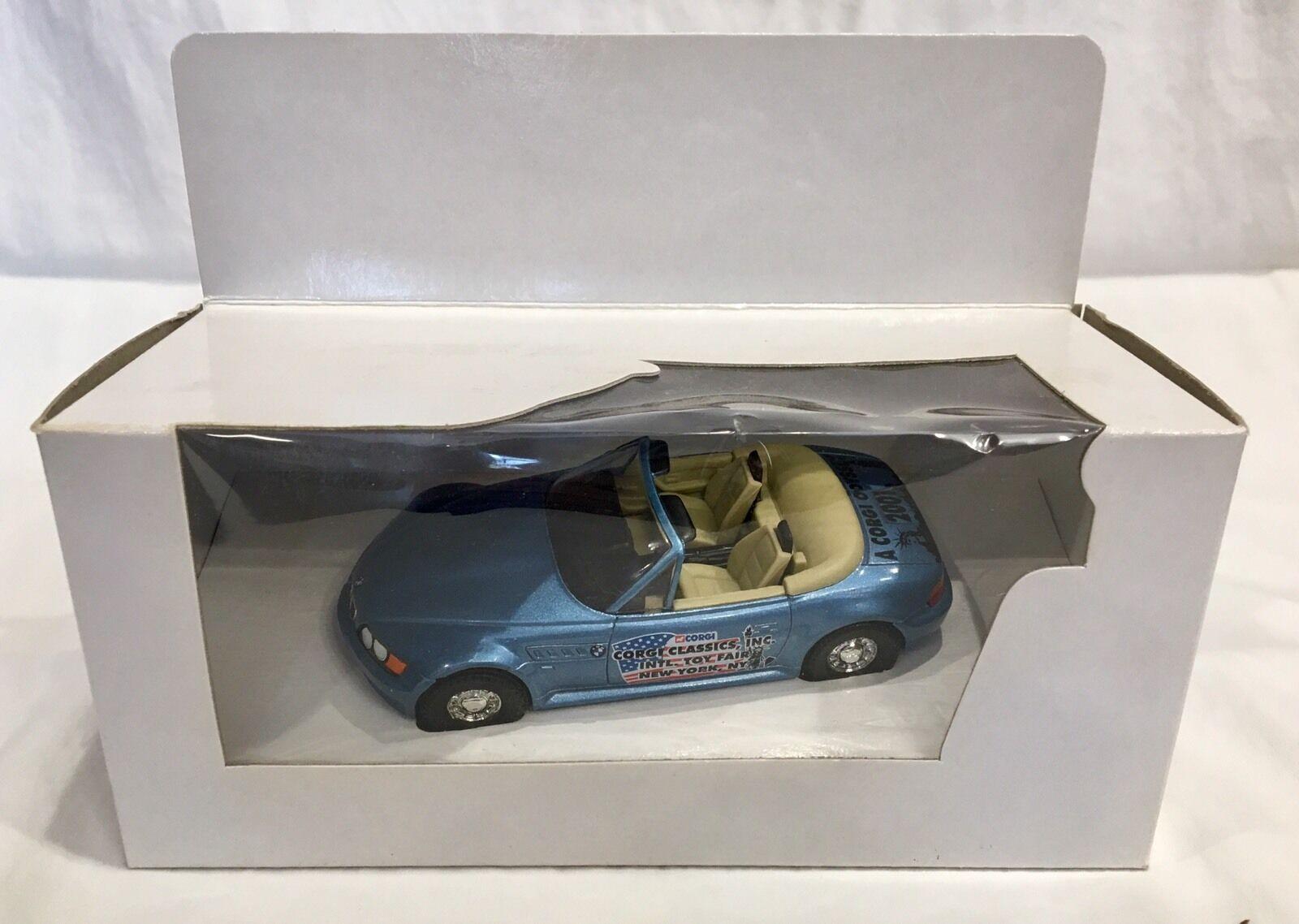 BMW Z3 Replica CORGI CLASSICS Odyssey 2001 New York vous juste édition spéciale
