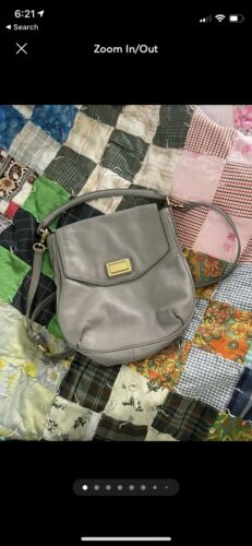 Marc by Marc Jacobs Workwear Crossbody Bag Taupe