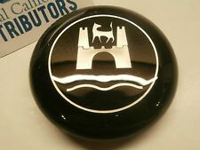 HORN BUTTON WITH WOLFSBURG CREST VW VOLKSWAGEN T-1 BUG KARMANN GHIA 113951532