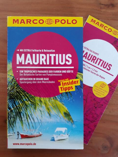MARCO POLO Reiseführer Mauritius inkl. Faltkarte von Freddy Langer