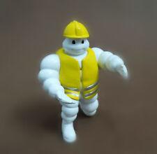 2xMichelin Man Bibendum Figure Doll Mini Figure 5 inches Colorful hat black