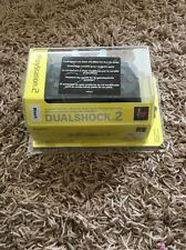 Playstation 2  PS2 Original Dual Shock Controller BLACK - sealed box
