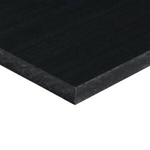 Acetal Sheet Black Copolymer Pom C Delrin Plate