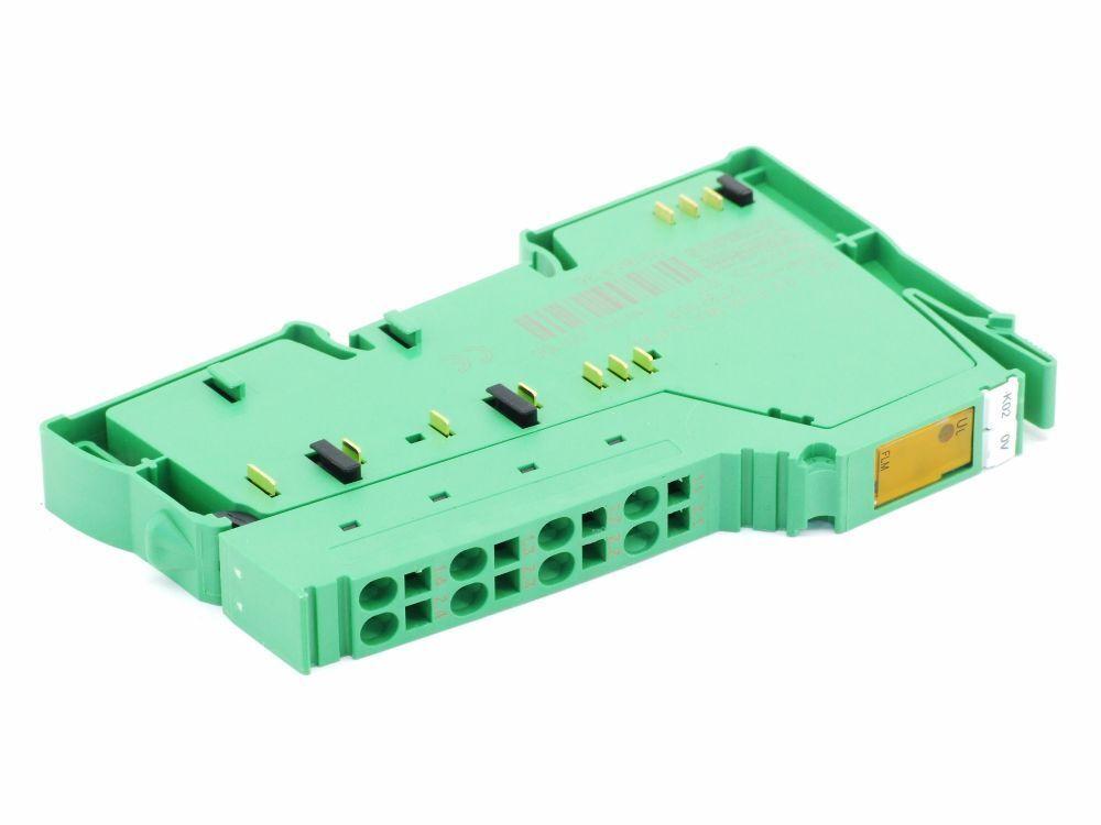Phoenix Contact Inline Funktions-Klemme 24V Dc Ib Il 24 Flm Multi-Pac 2737009