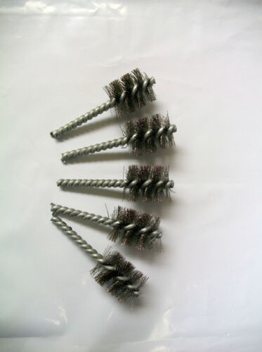 "You Choose Size 1//2/"" Fitting Wire Brush for Drills 3//4/"" OR 1/"" Lot of 5"